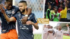 Résultats foot #26 : Boudebouz et Hanni cartonnent, Brahimi prend un rouge !
