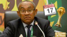 Ahmad Ahmad juge le Cameroun « pas prêt à accueillir la CAN 2019 »