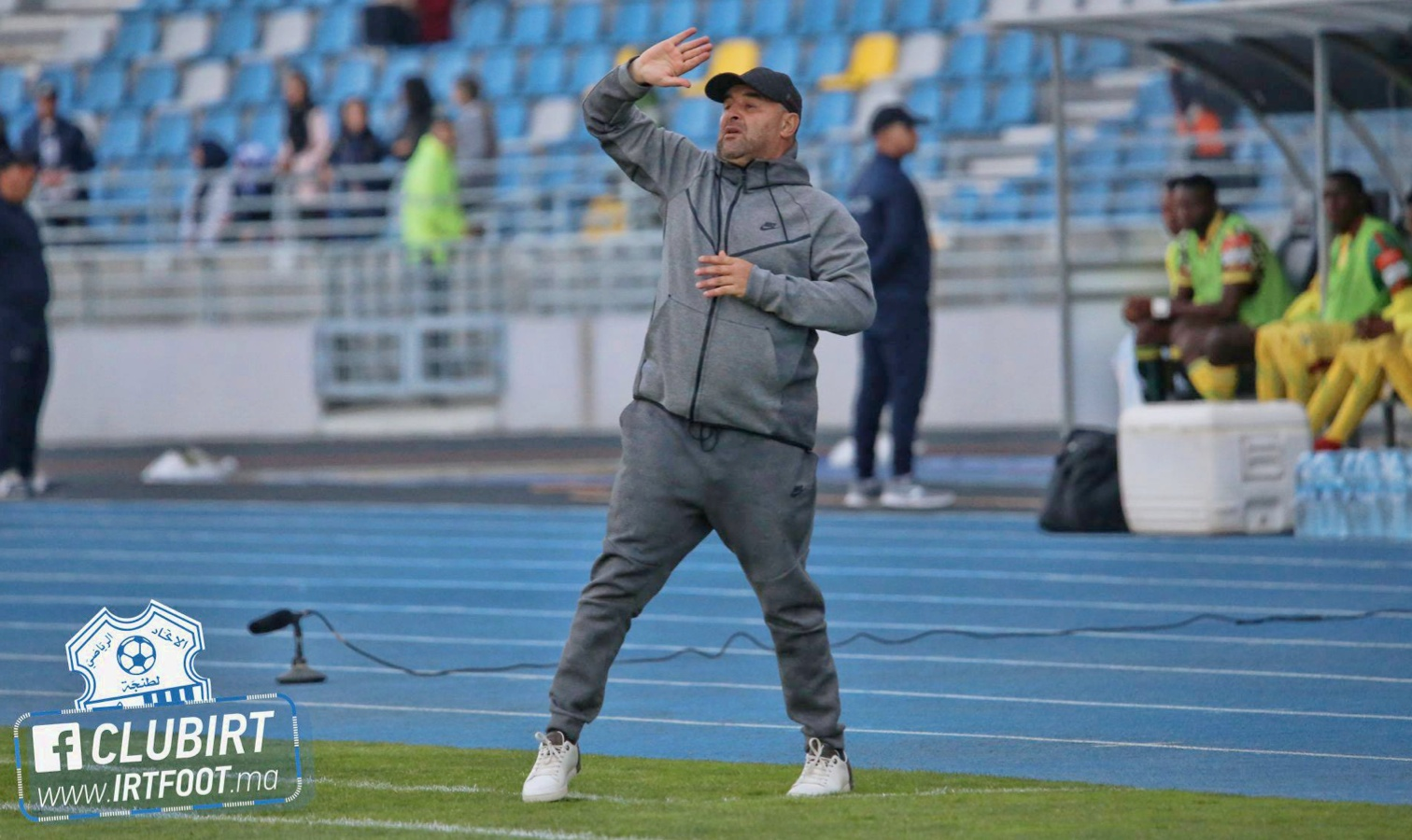 coach abdelhak benchikha ir tanger