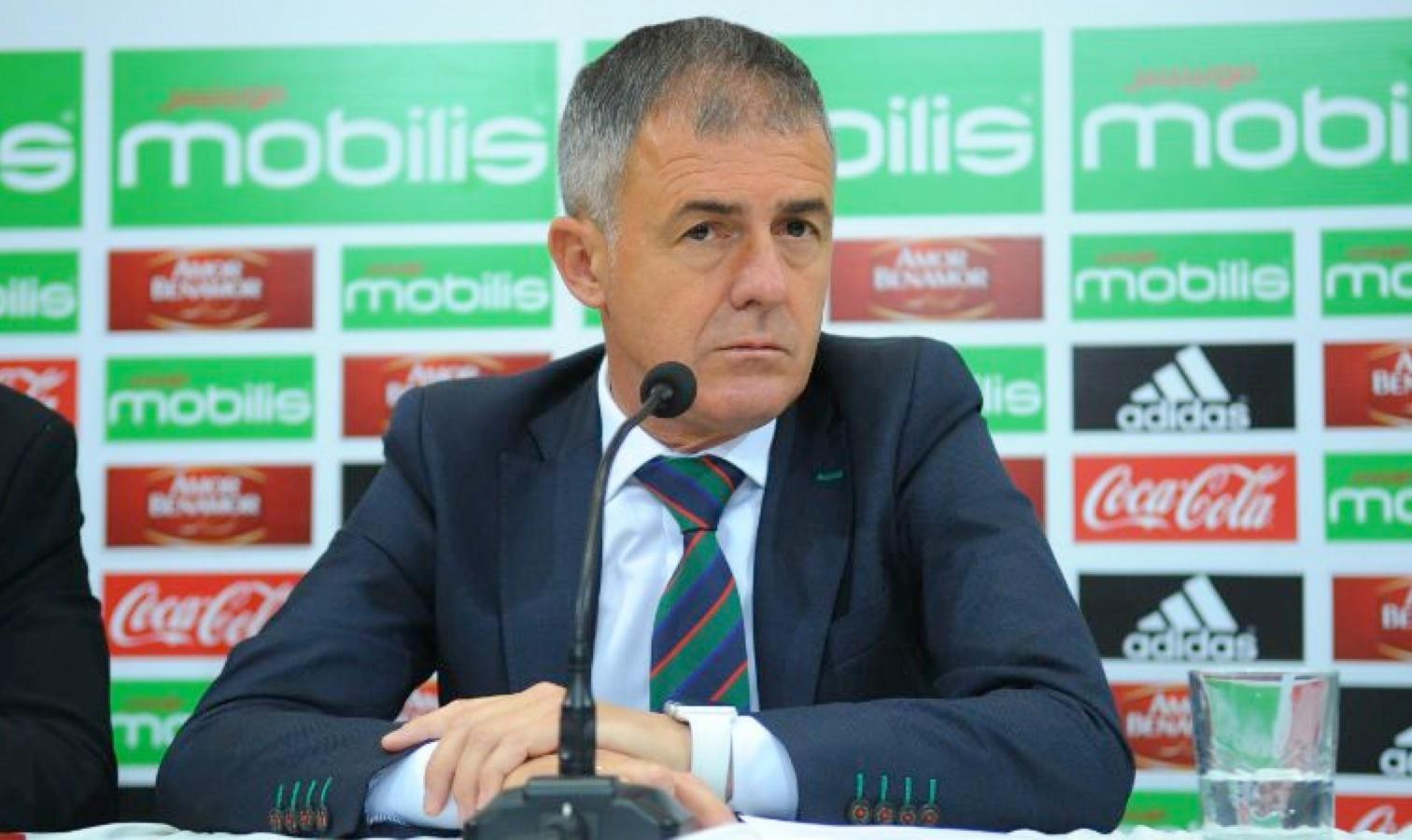 Algérie, Alcaraz est ambitieux