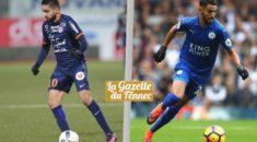Programme foot #27 : Boudebouz en visite au Parc, Mahrez face aux Gunners