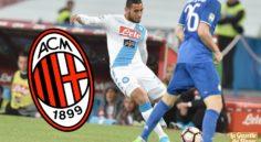 Mercato : Ghoulam sur les tablettes du Milan AC