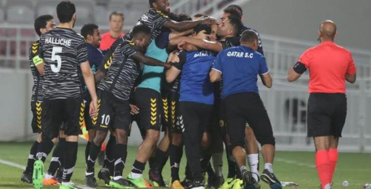 Qatar : Rafik Halliche de retour en 1ère division