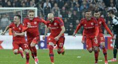 Europa League : Hanni buteur, Ghezzal seul algérien qualifié au dernier carré