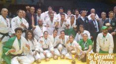 Judo : l'Algérie double championne d'Afrique par équipes !