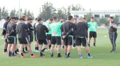 Premier stage des U23 en prévision des Jeux de la solidarité islamique Bakou 2017