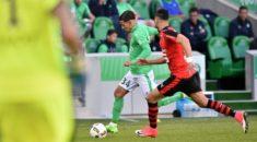 Saint-Étienne : Lamine Ghezali (17 ans) lancé en Ligue 1 !