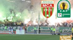 CAF CC : le MC Alger dans le groupe B avec le CS Sfax