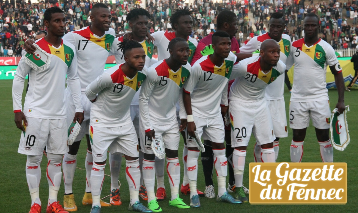 onze guinee amical