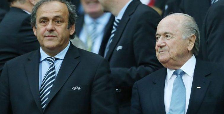 FIFA : Blatter espère le retour de Platini