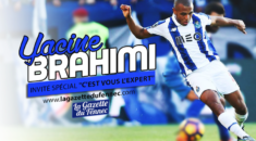 Yacine Brahimi : «Je n'ai jamais baissé la tête, je veux être champion avec Porto»