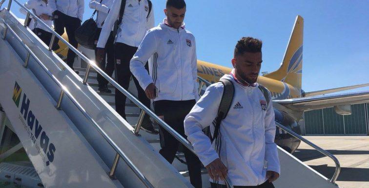 Europa League : Ghezzal en Turquie avec l'OL