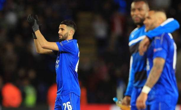 Leicester : Mahrez veut quitter le club !