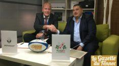 La Fédération algérienne de Rugby prolonge l'aventure avec Renault Algérie