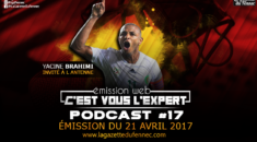 «C'est vous l'Expert» : Brahimi à coeur aux Verts !