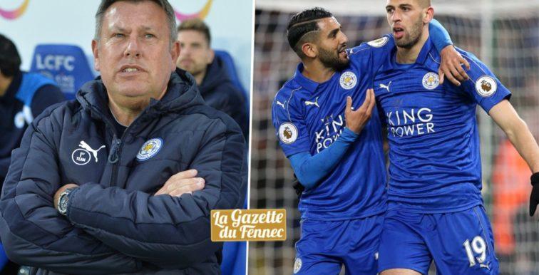 Leicester : le coach Craig Shakespeare viré !