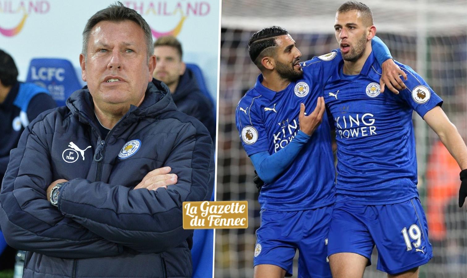 Premier League : Slimani buteur, et de cinq pour Leicester !