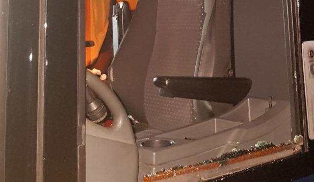 Suisse : Le bus du FC Servette attaqué sur une aire d'autoroute !