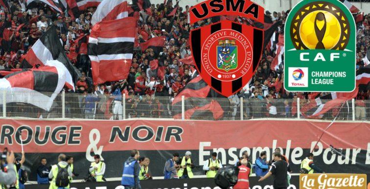 CAF LDC : le Zamalek accueillera l'USM Alger le 4 juin