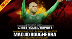 """""""C'est vous l'Expert"""" : l'actualité des Verts avec l'expertise de """"Magic"""" Bougherra !"""