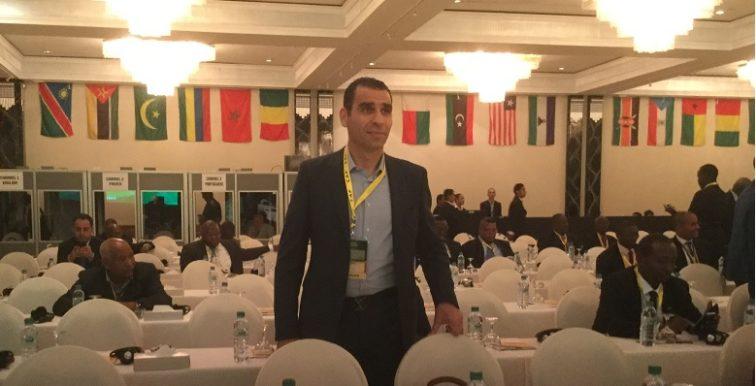 CAF : Zetchi assiste à l'AG Extraordinaire à Bahreïn