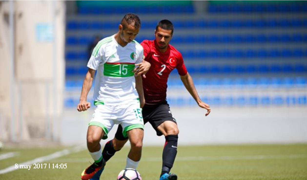Bakou 2017 Algerie 2 1 Turquie Gaaga