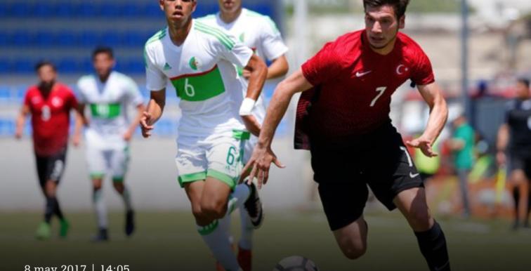 Bakou 2017 : Palestine-Algérie ce jeudi à 13h30 (heure DZ)