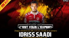 «C'est vous l'Expert» : Idriss Saadi déjà sous le charme de la méthode Alcaraz