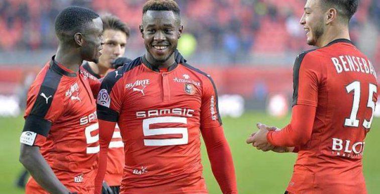 Stade rennais : Joris Gnagnon choisit la Côte d'Ivoire !