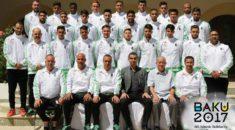 Jeux de la solidarité islamique : Les Verts se sont envolés pour l'Azerbaïdjan