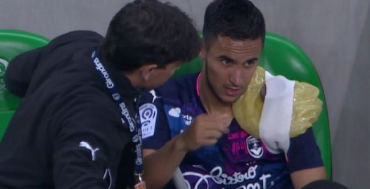 Ligue 1 : Ounas buteur sur penalty
