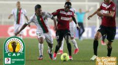 Coupe de la CAF : le MC Alger prend le dessus sur le CS Sfax (2-1)