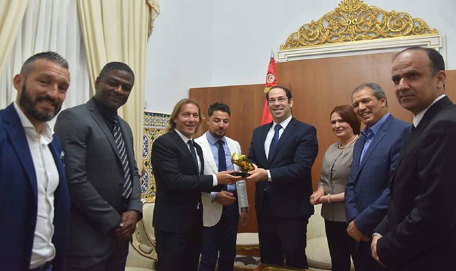 coupe du monde des legendes Tunisie 2017