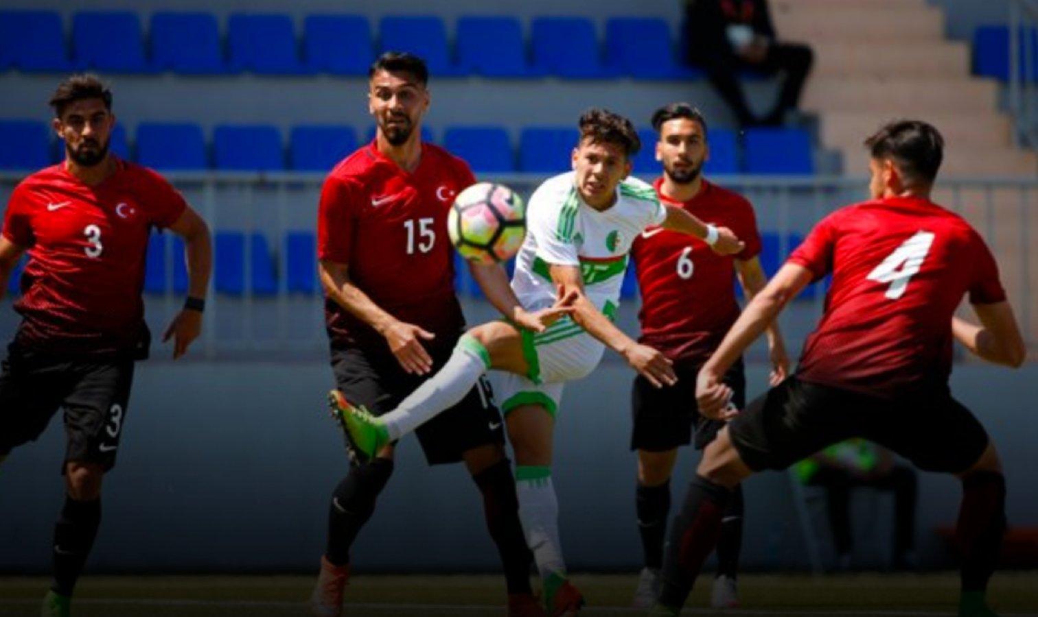 el melali bakou 2017 turquie U23