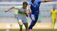 Bakou 2017 : l'Algérie s'incline face à l'Azerbaidjan (0-2)
