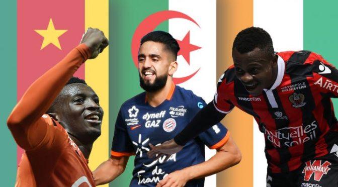 Prix «Foé 2017» : Boudebouz dans le trio final avec Moukandjo et Seri