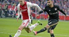 Europa League : lourde défaite 4-1 pour l'OL de Ghezzal face à l'Ajax !