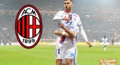 BREAKING Mercato : Rachid Ghezzal serait à Milan !