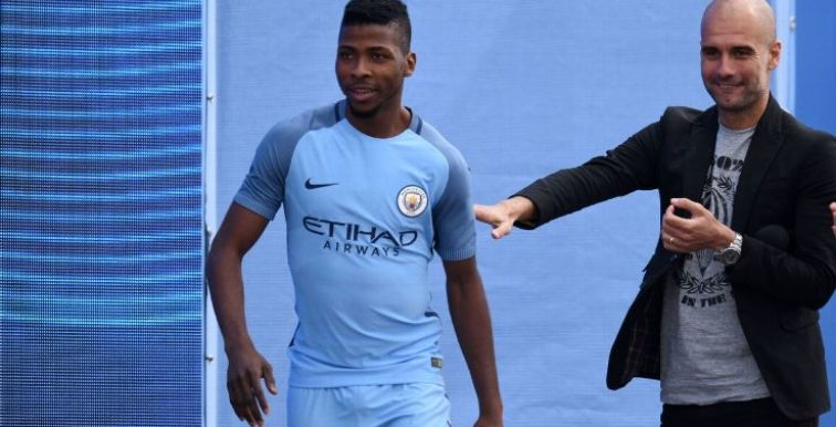 Nigeria : Iheanacho en difficulté à Manchester City