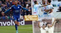 Résultats foot #29 : Mahrez buteur, Ghoulam double passeur