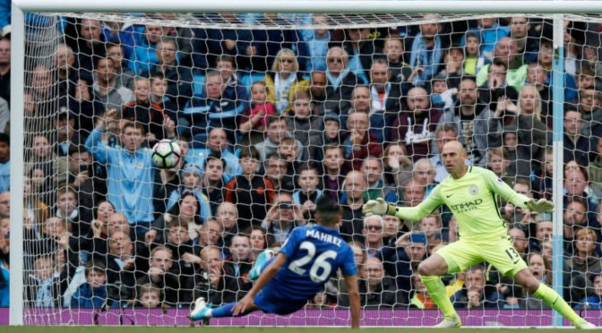 PL : Leicester s'incline, Mahrez rate le penalty de l'égalisation !