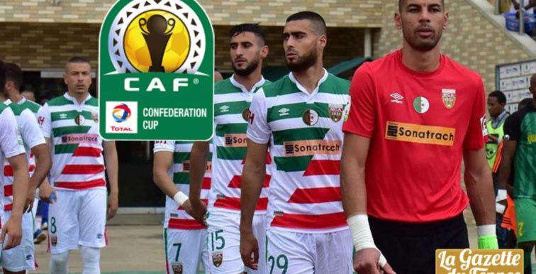 CAF CC : Platinium Stars – MC Alger (1-1)