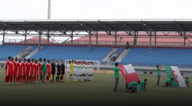 Jeux de la Solidarité islamique 2017 : Algérie 1 – Oman 1