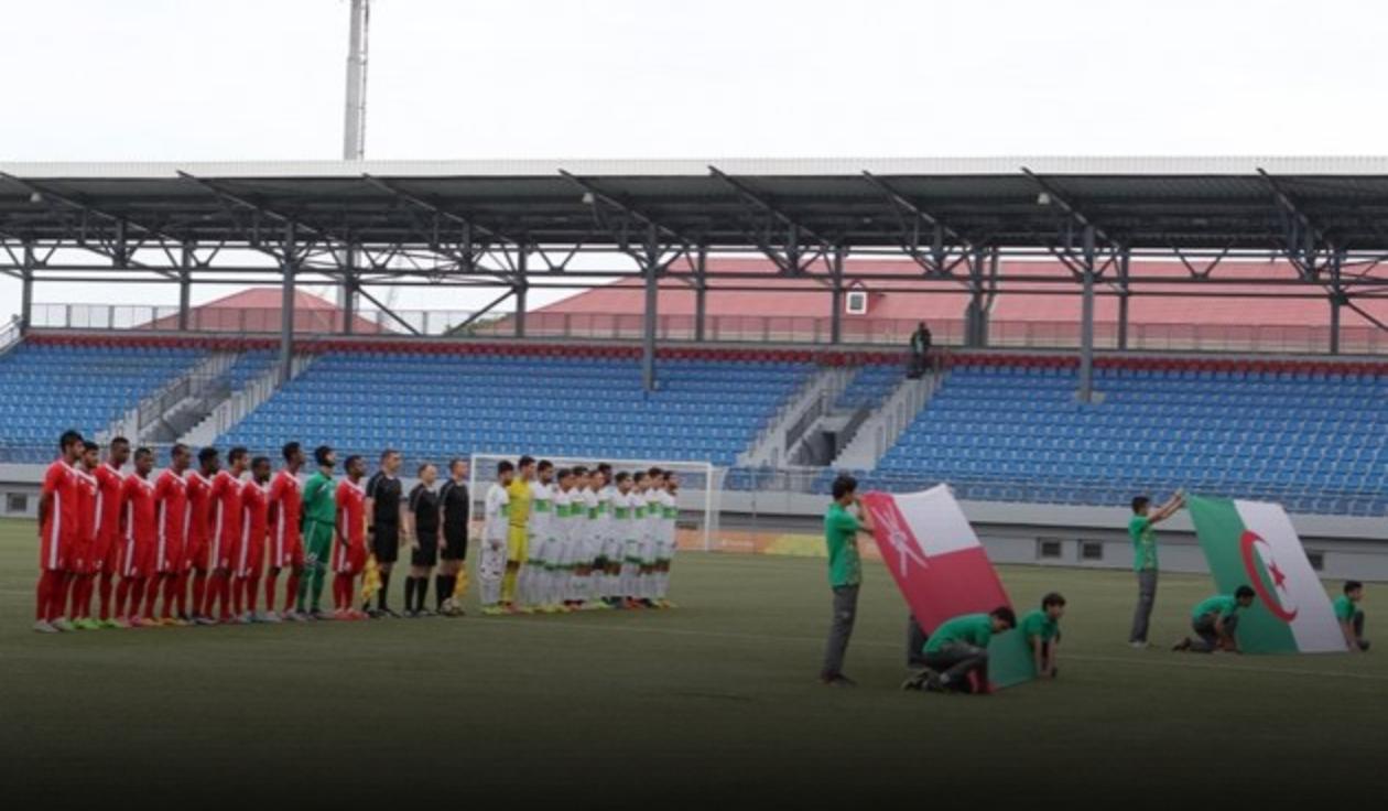 oman algerie 1-1 a bakou