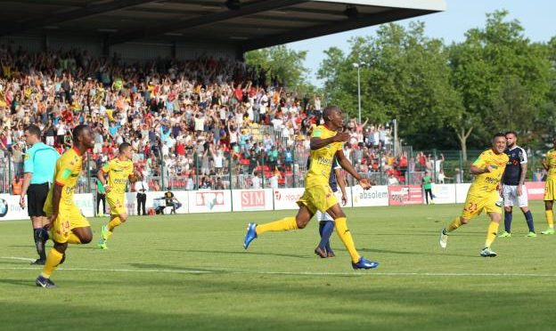 Ligue 2 – barrage : Orléans bat le PFC et assure son maintien !