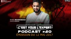«C'est vous l'Expert» : les secrets de la réussite du revanchard Boudebouz !