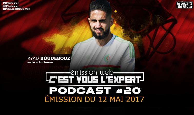 podcast vert boudebouz