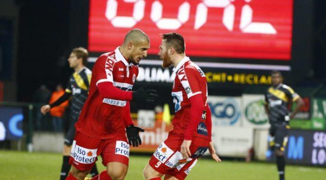 Jupiler League : Saadi retrouve le chemin des filets !