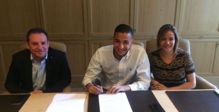 Bruges : Ahmed Touba prolonge son contrat