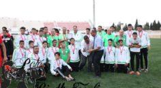 Tournoi de l'UNAF : l'Algérie termine à la 3ème place